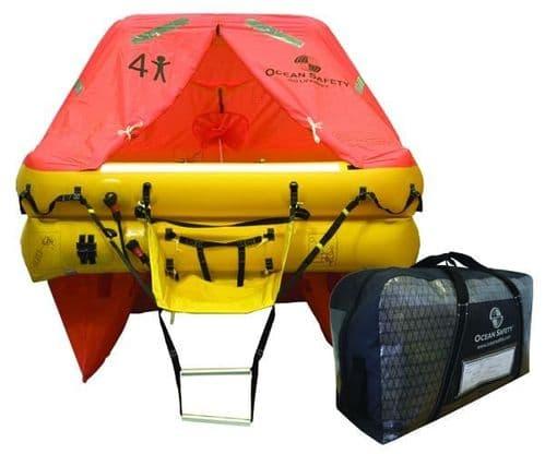 Ocean UltraLite - Less Than 24 Hour Pack Liferaft